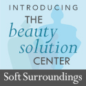 Pick up a beauty gift at Soft Surroundings!