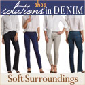Shop soft Surroundings' Jeans Solutions!
