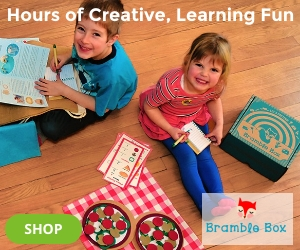Discover, Create, Learn & Explore with Bramble Box
