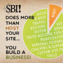 SBI! does more than host your website... you build a business