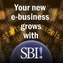 You ebusiness grows with SBI!