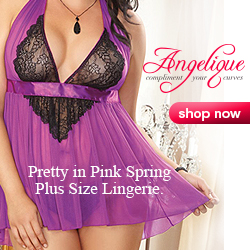 plus size lingerie for spring -