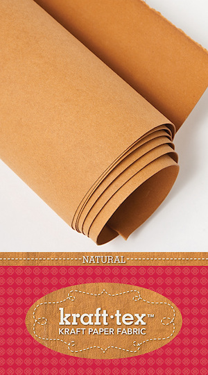 kraft-tex roll natural