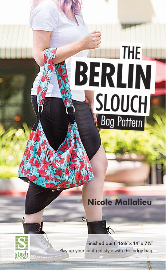 The Berlin Slouch Bag Pattern