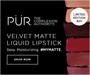 PUR Matte Liquid Lipstick
