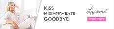 Kiss Nightsweats Goodbye