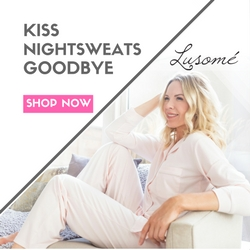 Kiss Nightsweats Goobye