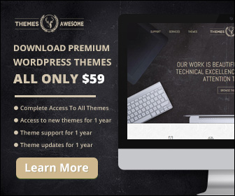 Download all WordPress Theme for $39
