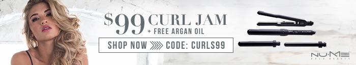 Curl Jam Discount