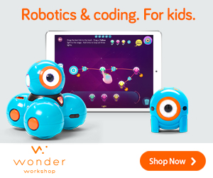 dot and dash robots teach coding