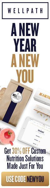 WellPath 30% Discount Be Better Banner
