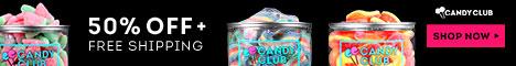 Candy Club Promo code