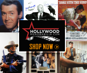 Shop for Autographed Classic Movie Collectibles at HollywoodMemorabilia.com