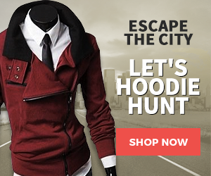 Escape The City - Let's Hoodie Hunt! Shop now at Assassinshoodies.com