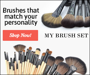 My Brush Set Banners