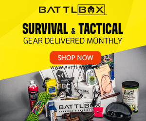 Survival and Tactical Subscription Box