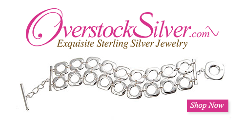 High-Quality, Overstock Sterling Silver Jewelry