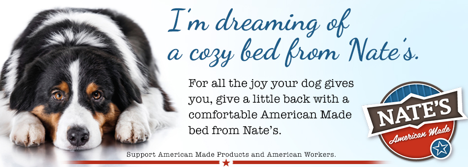American Made Dog Beds