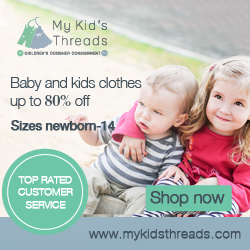 Shop designer brand children's clothing at up to 80% off retail