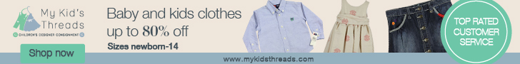 Top rated customer service. Like new designer kids clothes for less