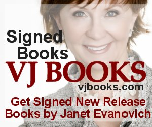Books signed by Janet Evanovich