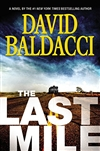 The Last Mile by David Baldacci Signed Copy