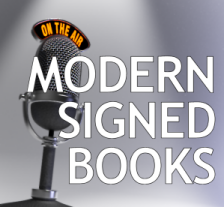 ModernSignedBooks on BlogTalk Radio