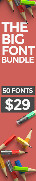 50 Fonts for just $29!!