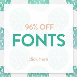 SALE!! 97% OFF - 38 AMAZING Fonts