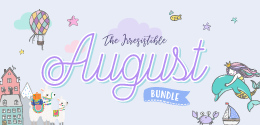 SALE!!! Get 20% OFF The Irresistible August Bundle