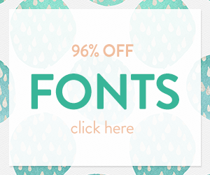 The Hungry JPEG SALE!! 97% Off - 38 AMAZING Fonts