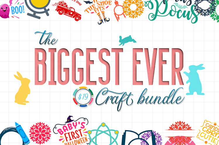The Biggest Ever Craft Bundle