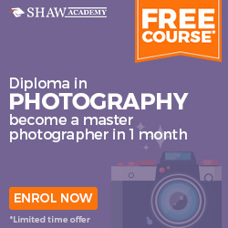 Diploma in Photography