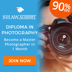 Photography Certification Course