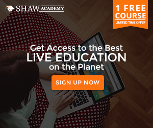 ShawAcademy Free Course
