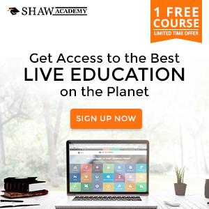 ShawAcademy Free Course