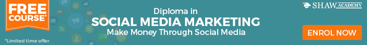Diploma in Social Media Marketing