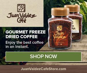 Shop JuanValdezCafeStore.com