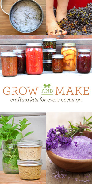 Grow and Make - Crafting Kits for Every Occasion