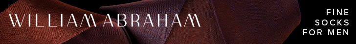 WILLIAM ABRAHAM Fine Socks for Men