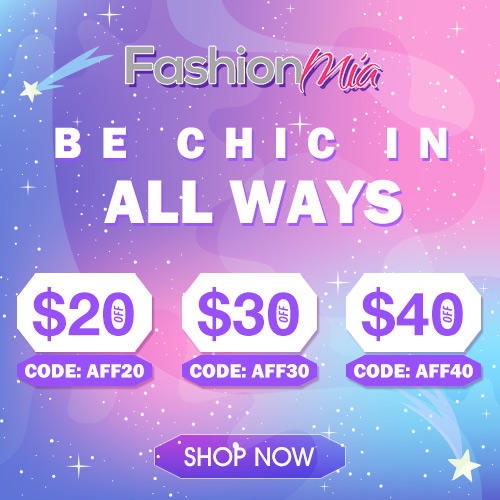 Fashionmia Be Chic In All Ways