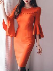 Best-Seller-V-Neck-Printed-Skater-Dress-Now-Only-241995-at-Fashionmiacom