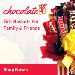 Shop Chocolate.org Gift Baskets 250x250