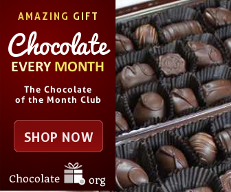 Chocolate of the Month Club - Amazing Gift