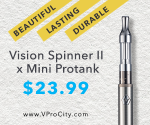 Vision Spinner Kit + Mini Protank start from $23.99