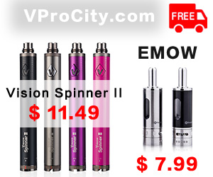 $11.49 vision spinner and $7.99 emow tank