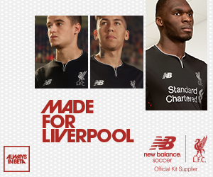 Shop Liverpool Jerseys at soccerloco.com