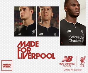 Shop Liverpool Jerseys at soccerloco.com