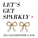 Let's get Sparkly | oliveandpiper.com