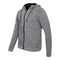 Reebok Men's Melange Double Knit Full Zip Hoodie Was: $23.99 Now: $20.99.